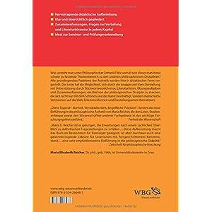 Einführung in die philosophische Ästhetik (Philosophie kompakt)