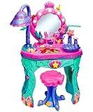 Disney Princess Ariel Little Mermaid Magical Talking Salon & Vanity