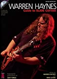 img - for Warren Haynes - Guide to Slide Guitar book / textbook / text book