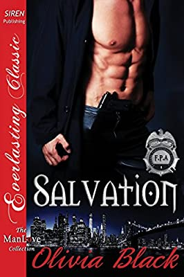 Salvation [Federal Paranormal Agency 1] (Siren Publishing Everlasting Classic ManLove)