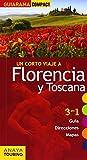 Guía. Un Corto Viaje A Florencia Y Toscana (Guiarama Compact - Internacional)