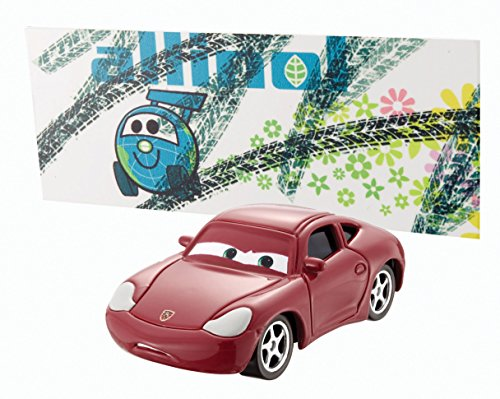 Disney World of Cars, Allinol Blowout Die-Cast, Magen Carrar #2/9, 1:55 Scale
