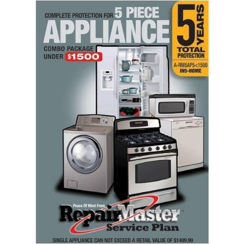Appliance Service Plan