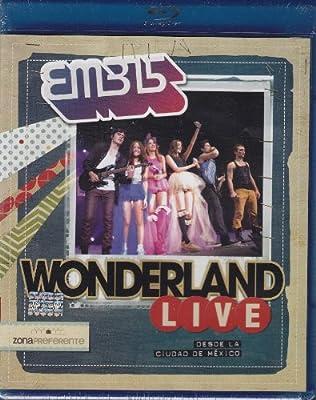 EME 15 WONDERLAND LIVE (BLU RAY)