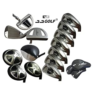 golf s rie compl te homme jjgolf prix le plus bas golf club sets. Black Bedroom Furniture Sets. Home Design Ideas