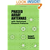 Phased Array Antennas With Optimized Element Patterns (Artech House Antennas and Propagation Library)