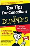 img - for Tax Tips For Canadians For Dummies?, 2008 Edition book / textbook / text book