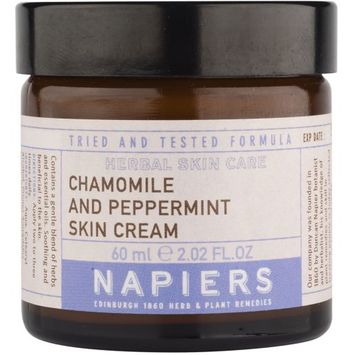 Napiers Chamomile and Peppermint Skin Cream 60 ml