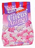 Mothers Original Iced Circus Animal Cookies 12-ounce Bags (Pack of 3)