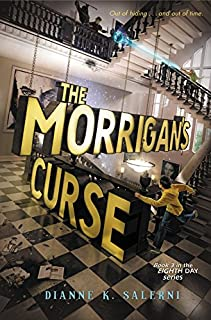 Book Cover: The Morrigan's Curse