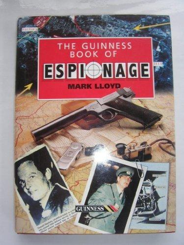 Guinness Book of Espionage, Mark Lloyd