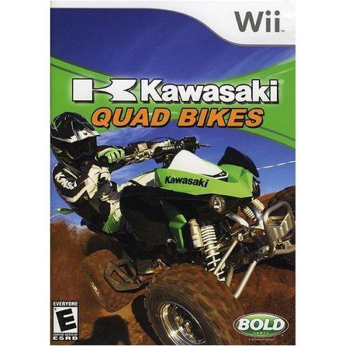 Kawasaki Quad Bikes - Nintendo Wii - 1