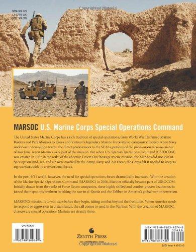 MARSOC: U.S. Marine Corps Special Operations Command