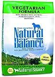 Dick Van Patten's Natural Balance Vegetarian Formula Dry Dog Food, 14-Pound Bag