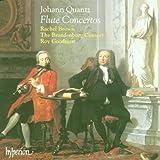 Quantz: Flute Concertos /Brown * Brandenburg Consort * Goodman