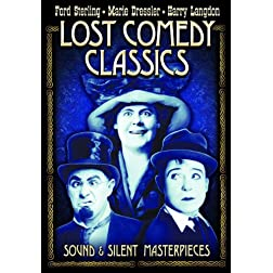 Lost Comedy Classics: The Stage Hand (1933) / Dangerous Females (1929) / Our Dare-Devil Chief (1915)
