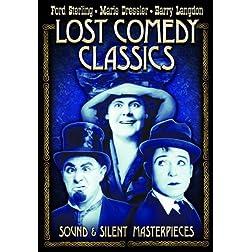 Lost Comedy Classics: The Stage Hand (1933) / Dangerous Females (1929) / Our Dare-Devil Chief (1915)