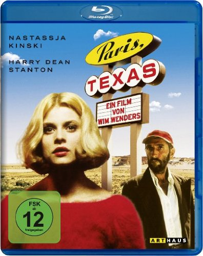 Paris, Texas [Alemania] [Blu-ray]