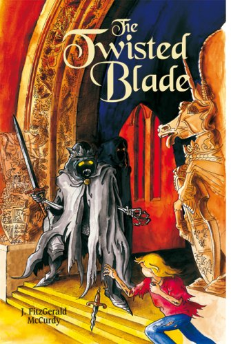 The Twisted Blade PDF