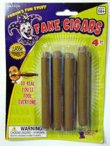 Fake Cigars - 4 Piece Pack