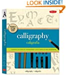 Calligraphy: A complete kit for begin...