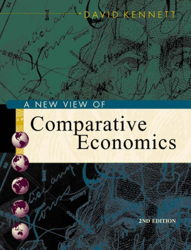 A New View of Comparative Economics with Economic Application Card