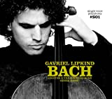 J.S.バッハ:無伴奏チェロ組曲 (全6曲) (single voice polyphony #S01- Bach : 6 Suites A Violoncello Solo Senza Basso / Gavriel Lipkind, cello) (3CD) [輸入盤・日本語解説書付]