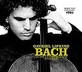 J.S.バッハ:無伴奏チェロ組曲 (全6曲) (single voice polyphony #S01- Bach : 6 Suites A Violoncello Solo Senza Basso / Gavriel Lipkind, cello) (3CD) [輸入盤・日本語解説書付]