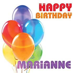 the album happy birthday marianne june 30 2014 format mp3 be the first