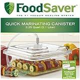 2 X FoodSaver Quick Marinator