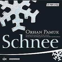 Schnee Performance Auteur(s) : Orhan Pamuk Narrateur(s) : Wolfgang Rüter, Jens Wawrczeck, Peter Fricke