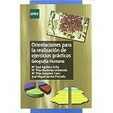 Orientaciones para la realización de ejercicios prácticos de geografía general II : geografía humana