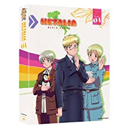 Hetalia: World Series 2 - Season Four (Limited Edition)