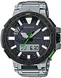 [カシオ]CASIO 腕時計 PROTREK MANASLU 世界6局対応電波ソーラー PRX-8000T-7BJF メンズ