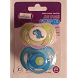 Baby Works Parent's Choice New Born Soft Shield Pacifier 0+m First Born BPA Free