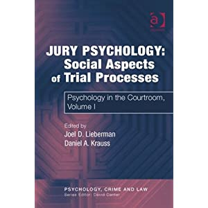 Amazon.com: Jury Psychology: Social Aspects of Trial Processes ...
