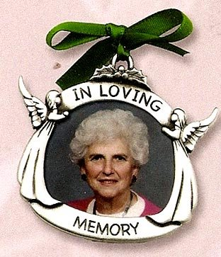 Cathedral Art Co621 In Loving Memory Angel Photo Frame, 2-3/4-Inch front-936255