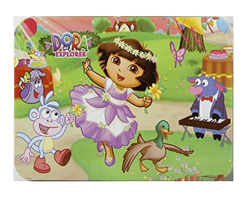 Dora the Explorer Mini Tin Jigsaw Puzzle - 100 Pieces