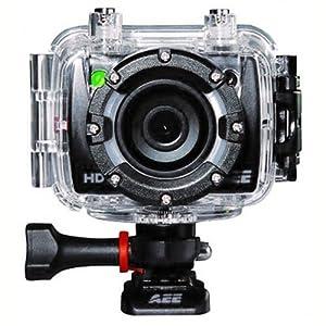 PNJ Cam Cam AEE SD 21 Caméscope de poche étanche 8 Mpix Argent