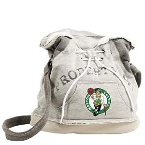 NBA Boston Celtics Hoodie Duffel (Grey) by Pro-FAN-ity Littlearth