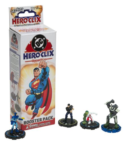 Heroclix DC Hypertime Booster Pack - 1