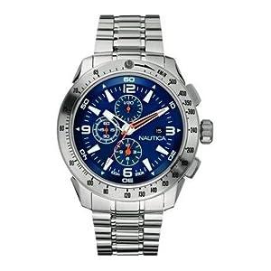 Nautica A21523G Steel Bracelet Band Men's & Women's Watch