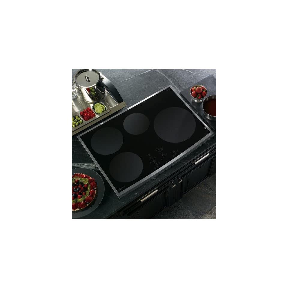 GE PHP900SMSS Profile 30 Stainless Steel Electric Induction Cooktop