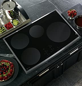 GE PHP900SMSS Profile 30 Stainless Steel Electric Induction