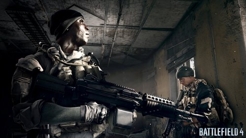 Battlefield 4 (BF4) screenshot
