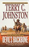 Terry C. Johnston Devil's Backbone (Plainsmen Series)