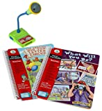 LeapFrog LeapPad Microphone and 2 Books