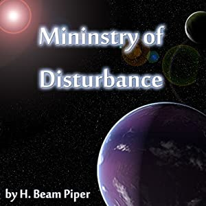 Ministry of Disturbance Audiobook