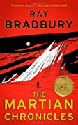 The Martian Chronicles by Ray Bradbury cover image