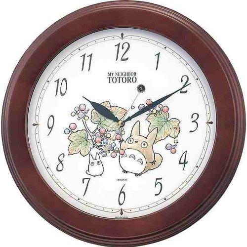 Citizen Totoro M690N wall clock-4KG690MN06